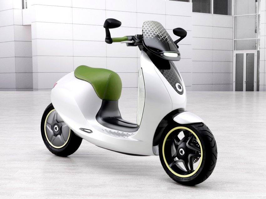 smart escooter SPERRFRIST