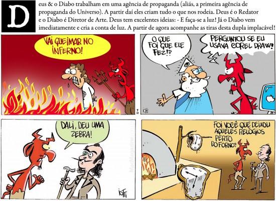 Iotti - Deus e o Diabo