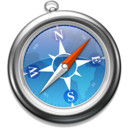 Ícone do Safari 5