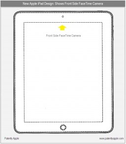 Registro do design do iPad na China