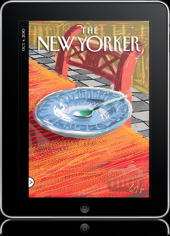 New Yorker no iPad