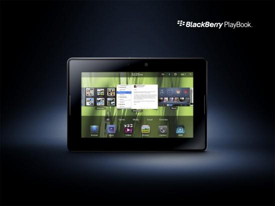 BlackBerry PlayBook, da RIM