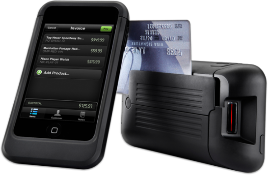 LightSpeed Mobile e Linea Pro para iPods touch