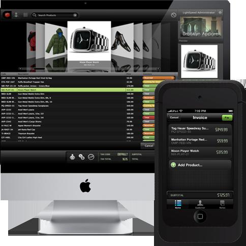 LightSpeed no iMac e no iPod touch