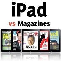 iPads vs. Revistas - Printing Choice