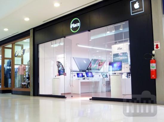 iPlace do Shopping Iguatemi, de Brasília