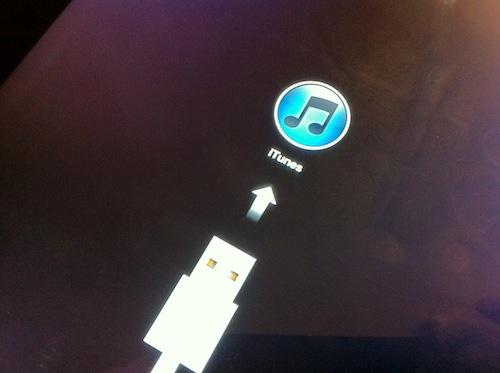 Ícone do iTunes no iOS 4.2b2