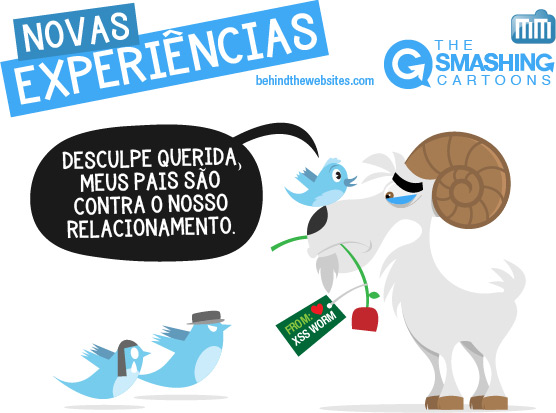 The Smashing Cartoons - Novas Experiencias