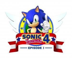 Logo de Sonic The Hedgehog 4 - Episode 1
