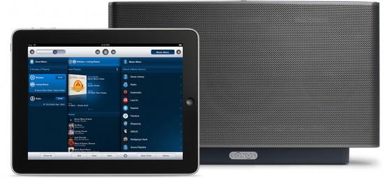 Sonos Controller para iPad