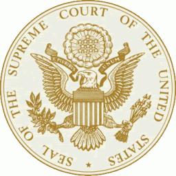 Selo da Suprema Corte dos Estados Unidos