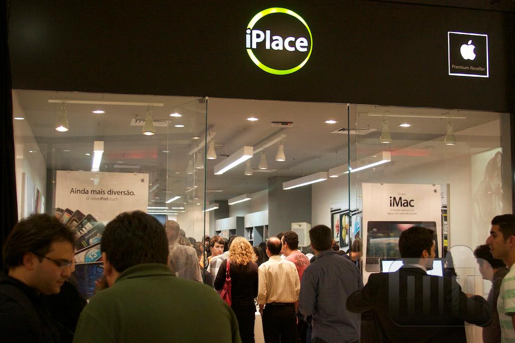 iPlace do Shopping Iguatemi, em Brasília