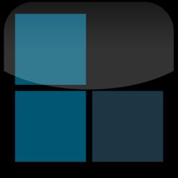 Ícone do Glamurama para iPad
