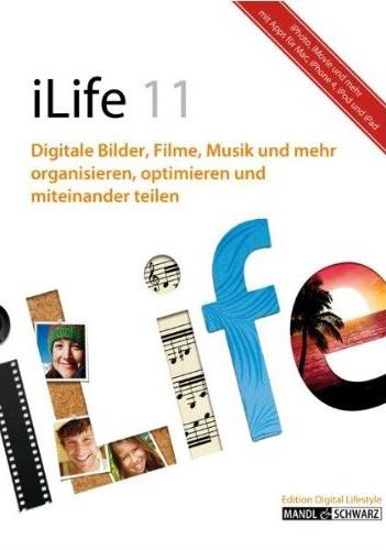 Livro sobre o iLife '11
