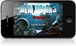 Dead Rising no iPhone