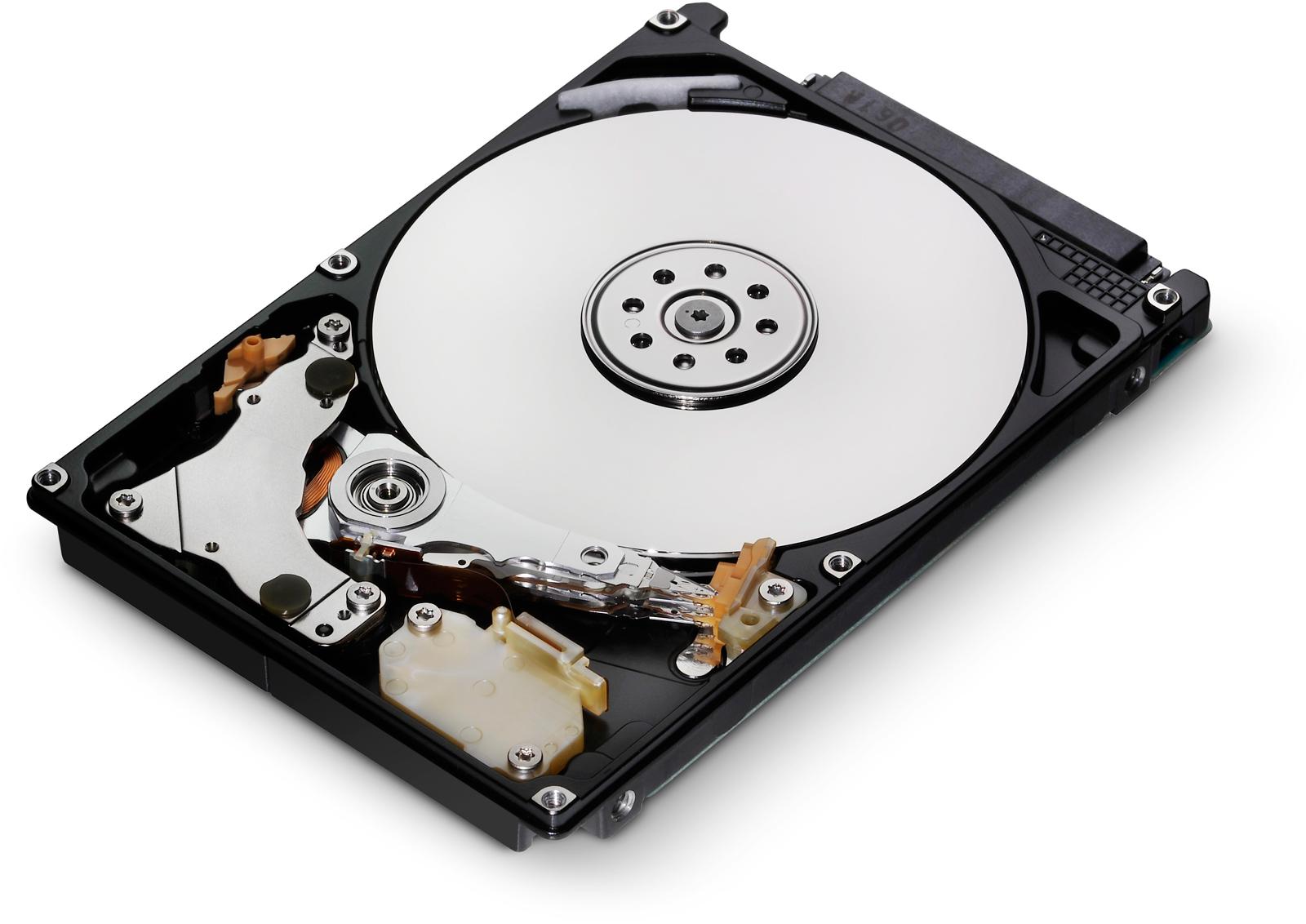 HD para portáteis da Hitachi