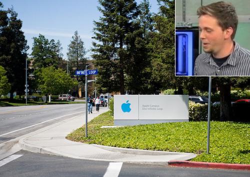 Apple contratando blogueiro