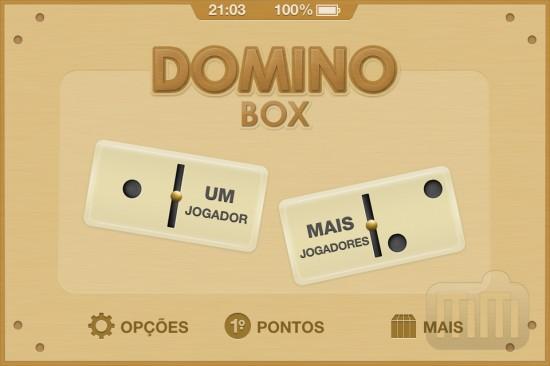 Domino Box 2.0 para iPhone (Retina)