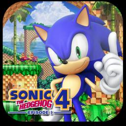 Ícone do Sonic The Hedgehog 4 Episode I