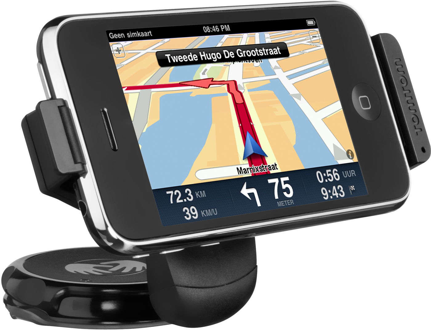 TomTom Car Kit para iPhone