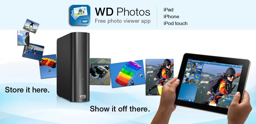 WD Photos para iOS