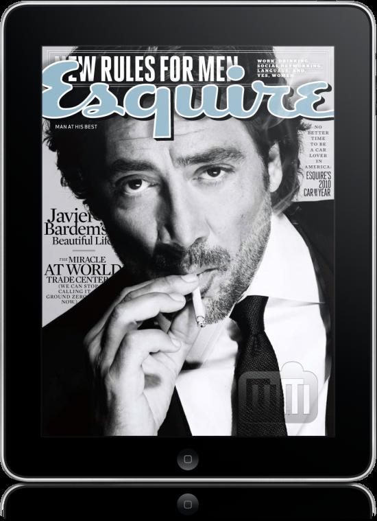 Esquire no iPad