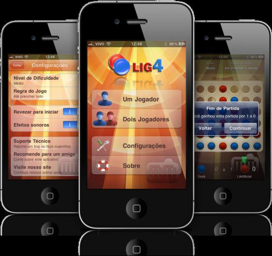 Lig4 em iPhones