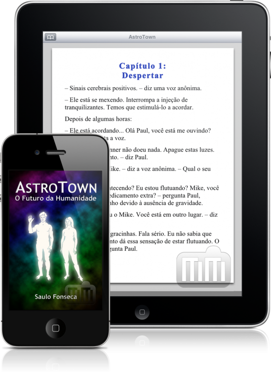 AstroTown no iPhone e no iPad