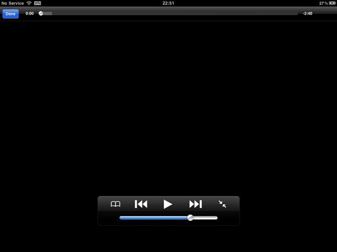 AirPlay no iOS 4.2b3