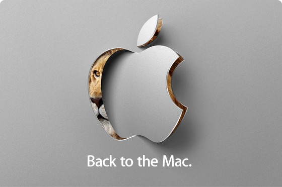 Evento da Apple sobre Mac