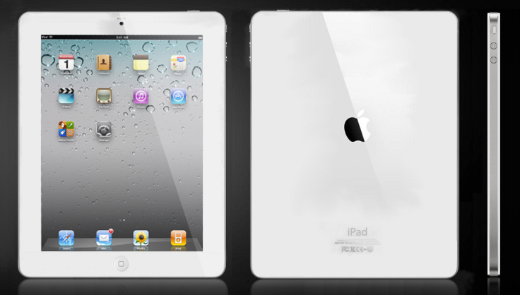 iPad 2G concept