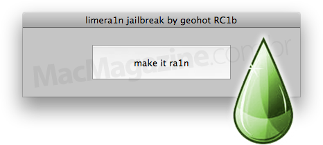 limera1n para Mac OS X