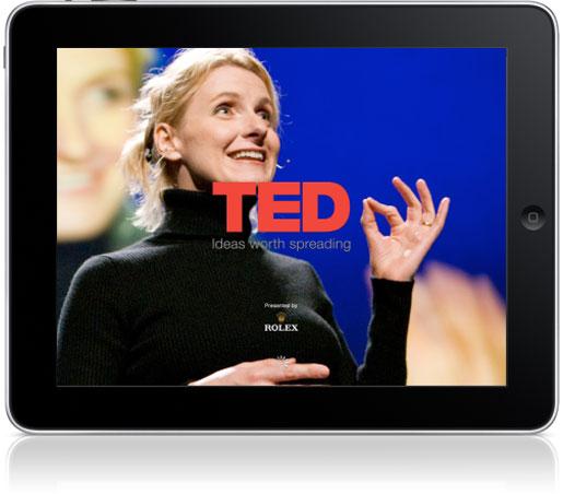 TED para iPad
