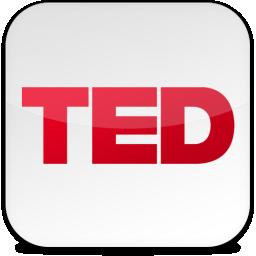 Ícone do TED para iPad