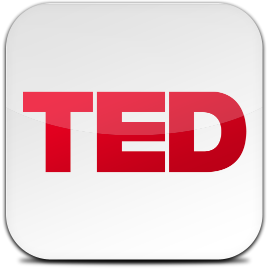 Ícone do TED para iPad