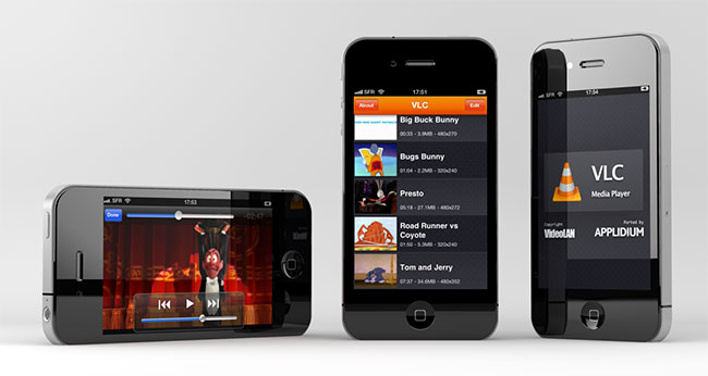 VLC para iPhone