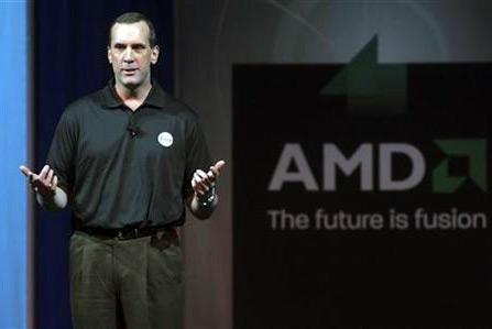 Dirk Meyer, CEO da AMD