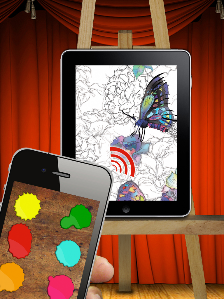 Remote Palette para iPhone e iPad