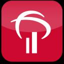Ícone do Bradesco para iOS