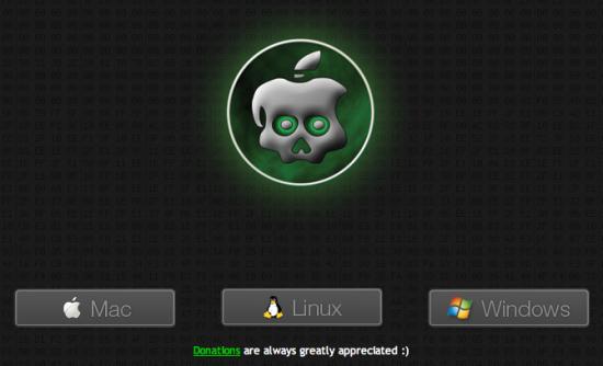 greenpois0n para Mac OS X
