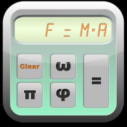 Ícone do Physics Calc