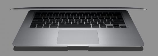 Trackpad do novo MacBook Air