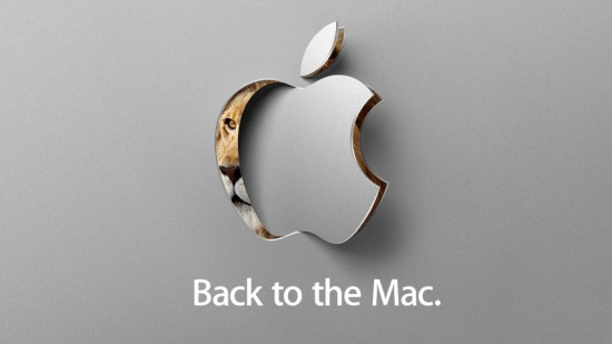 Banner grande do Back to the Mac