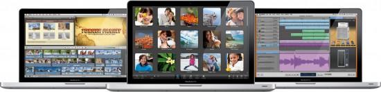 iLife 11 em MacBooks Pro