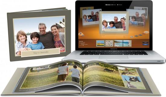 Livros do iPhoto 11