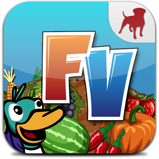 Ícone do FarmVille para iPad