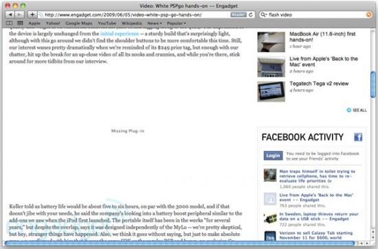 MacBook Air sem Flash