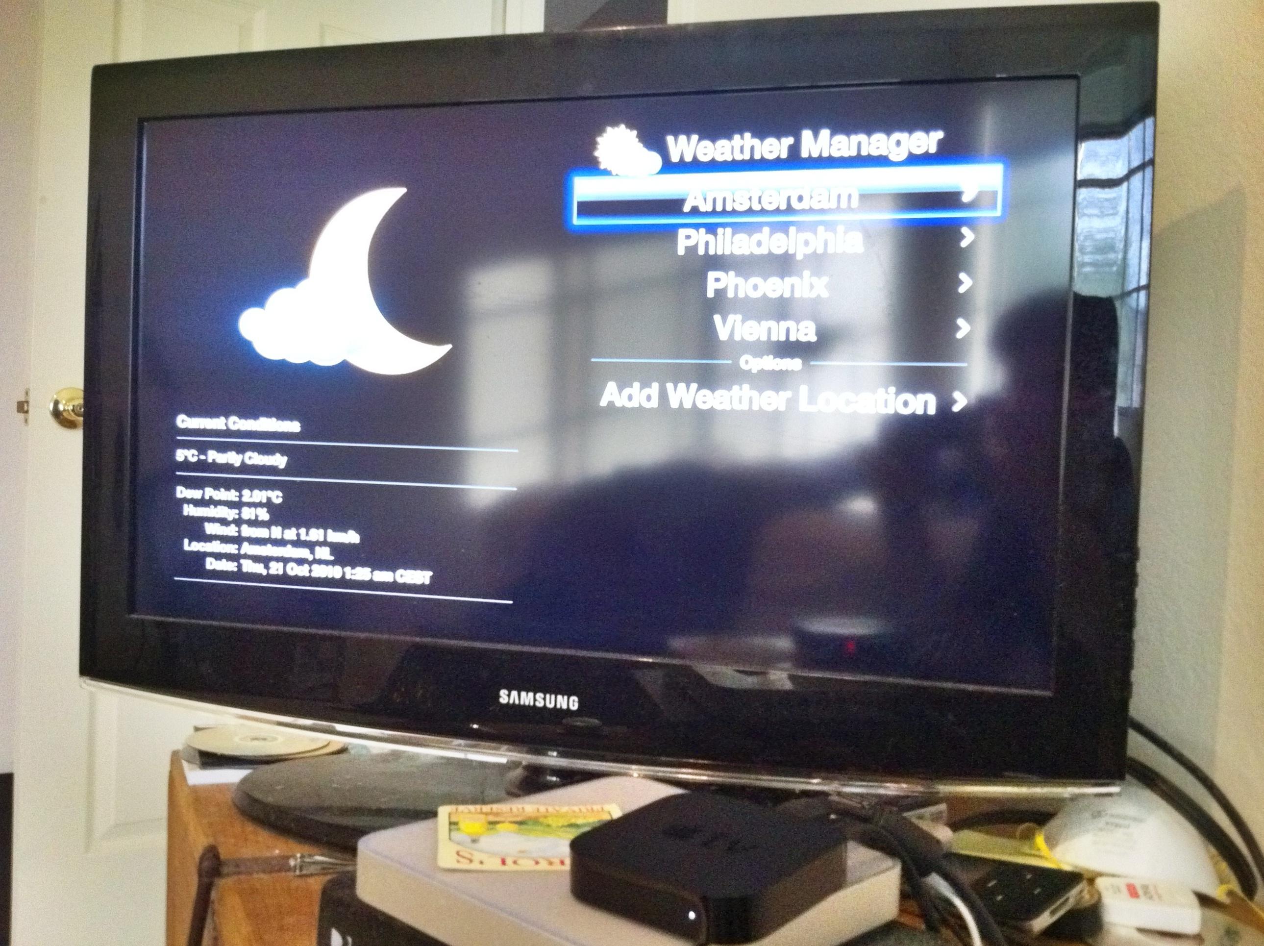 nitoTV no Apple TV