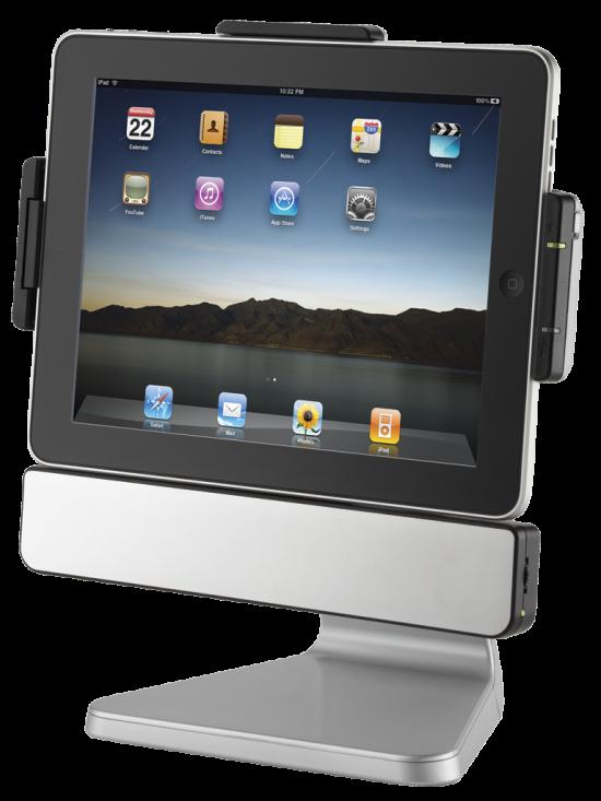 PadDock 10 com iPad