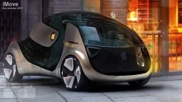 iMove, conceito de carro da Apple